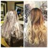 Hand painted Ombre by Heidi